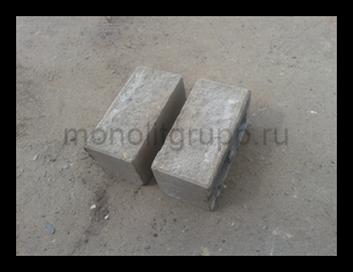 колотые блоки